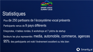Smart Voice Summit 2018
